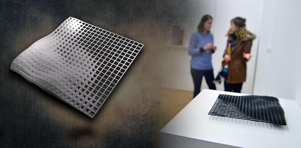 3D nyomtatott művészet