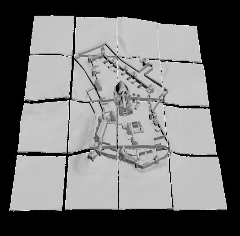 Egri terepasztal elemek latvanyterv